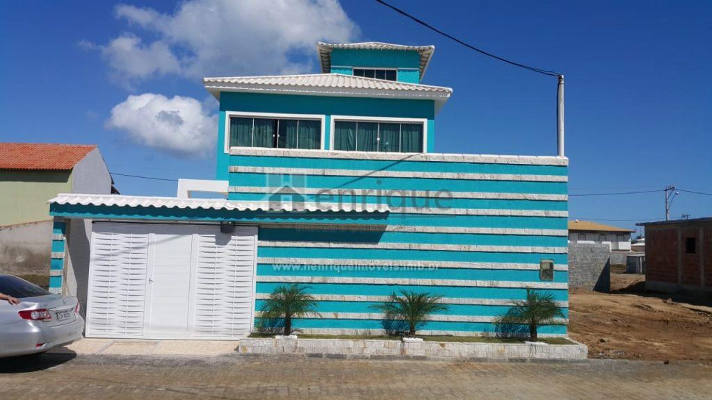 CASA DUPLEX NO COND. LAGOA AZUL EM ARRAIAL DO CABO / MONTE ALTO